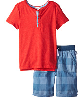 Splendid Littles - Henley Tee Set (Little Kids/Big Kids)