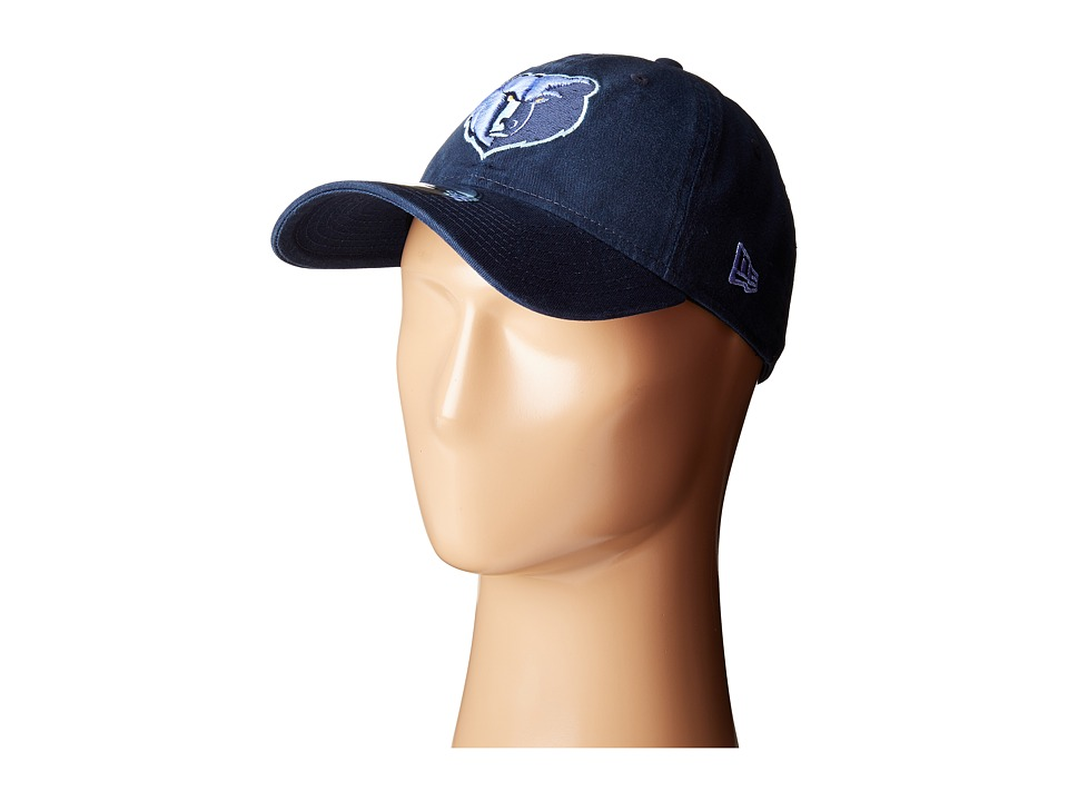 New Era - Core Classic Memphis Grizzles (Navy) Baseball Caps
