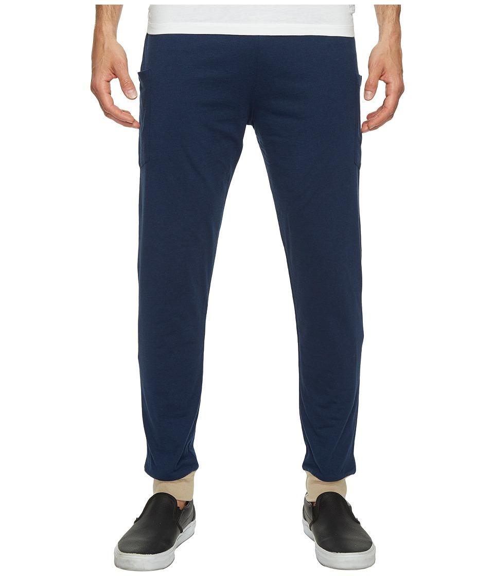 4Ward Clothing - Four-Way Reversible Pants (Oatmeal/Navy) Boys Casual Pants