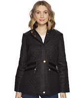 Via Spiga - Mix Quilted Coastal Coat