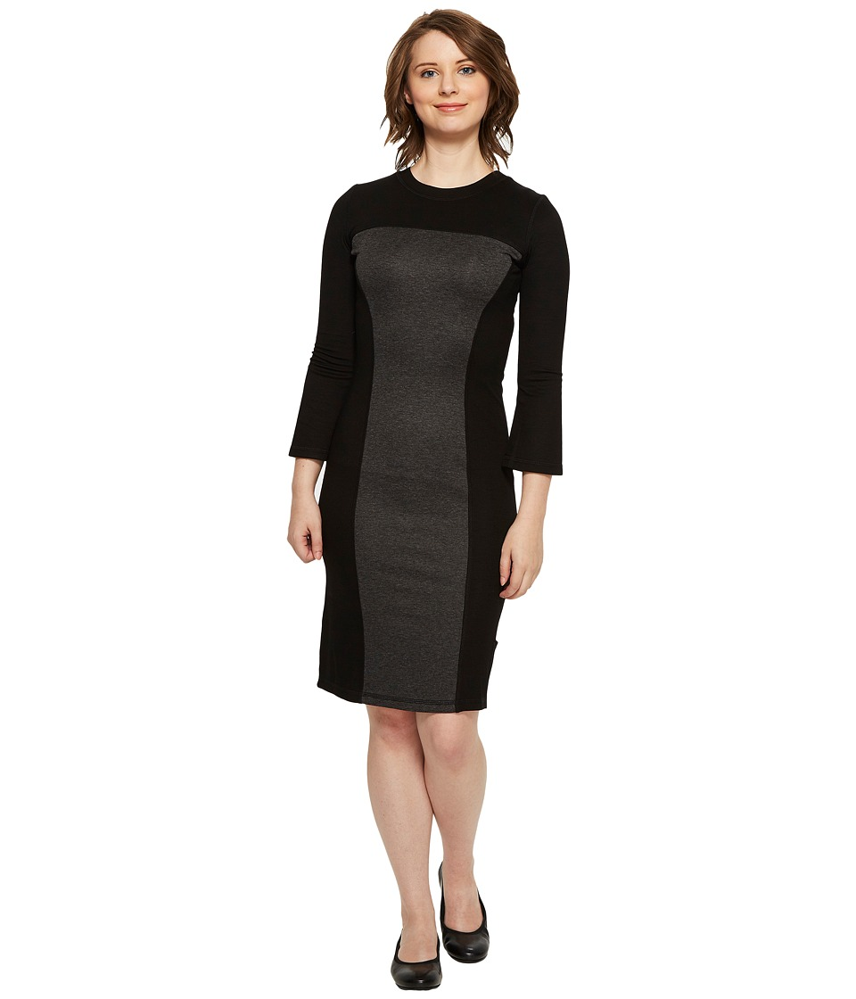 Independence Day Clothing Co - Reversible Long Sleeve Panel Dress