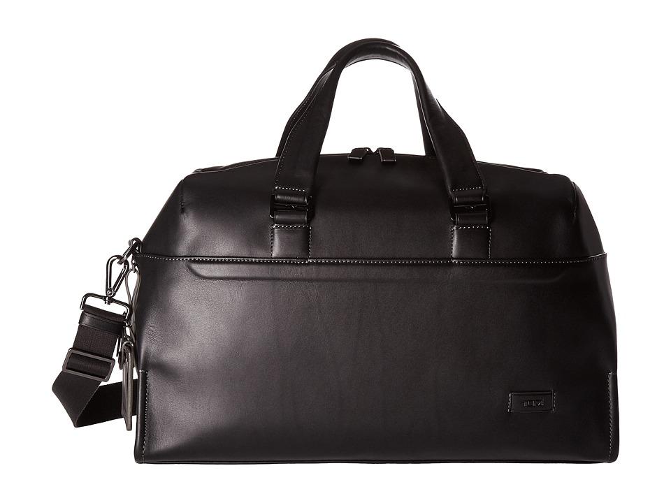 Tumi Harrison Rockwell Day Duffel (Black) Duffel Bags