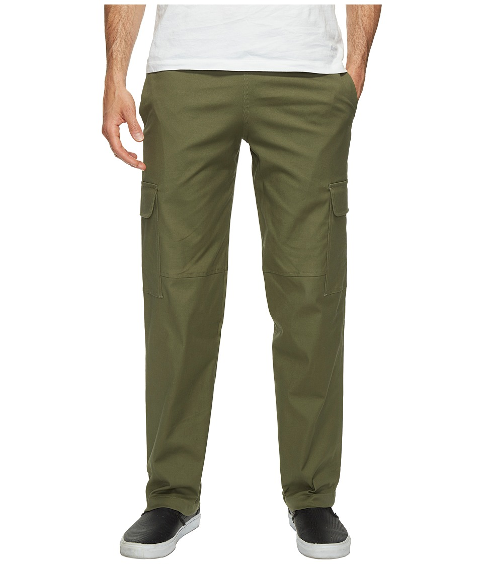 Independence Day Clothing Co - Signature Cargo Pants - Reversible Front/Back (Olive Green) Casual Pants