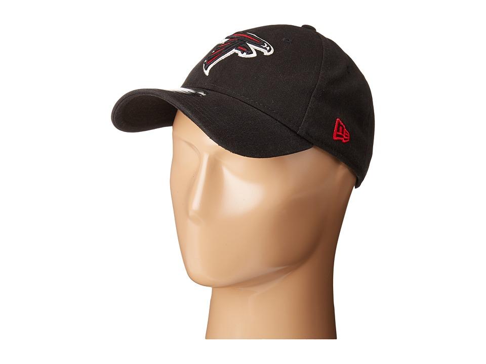 New Era - Atlanta Falcons 9TWENTY Core (Black) Baseball Caps