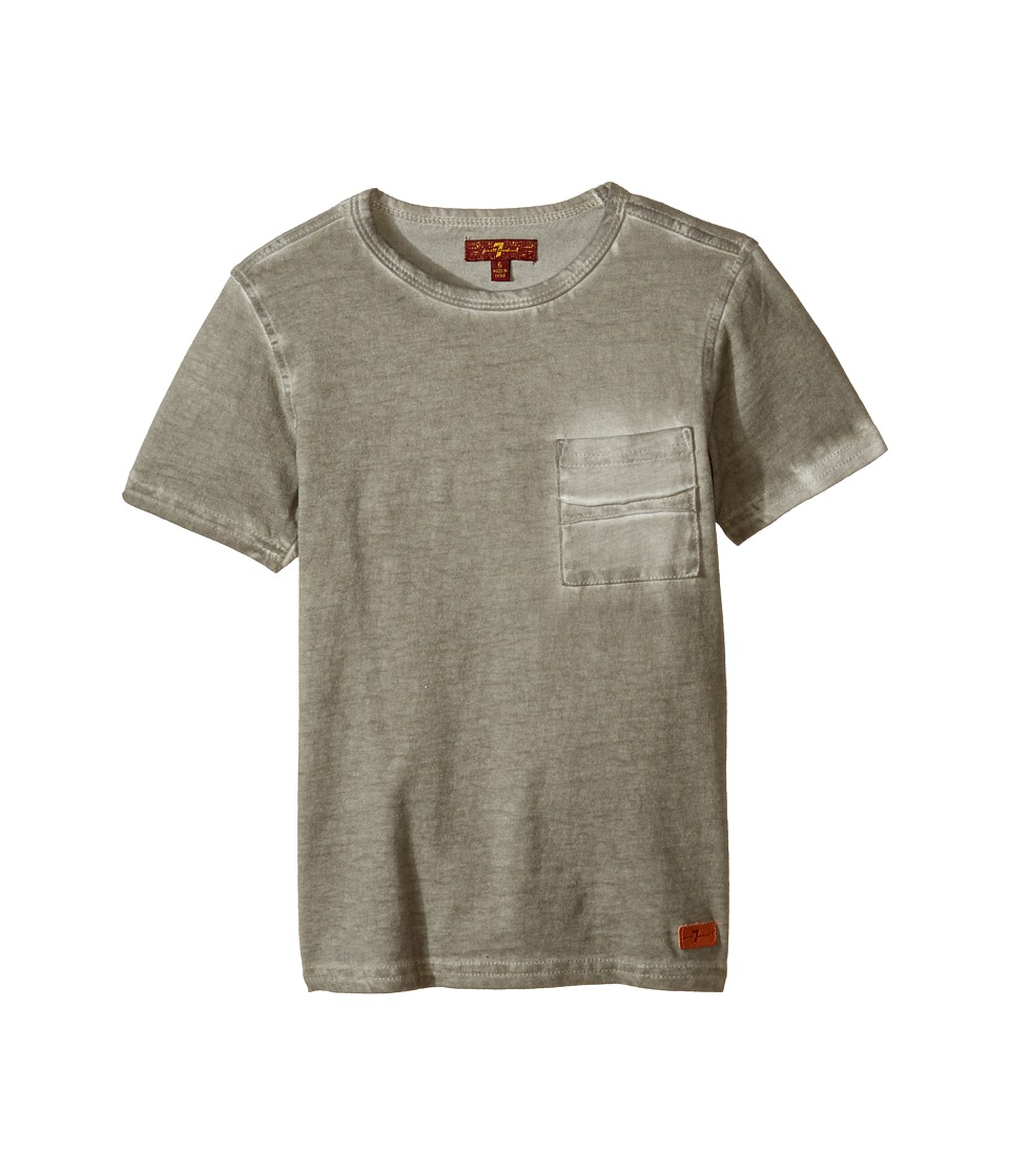 7 For All Mankind Kids - Crew Neck Tee
