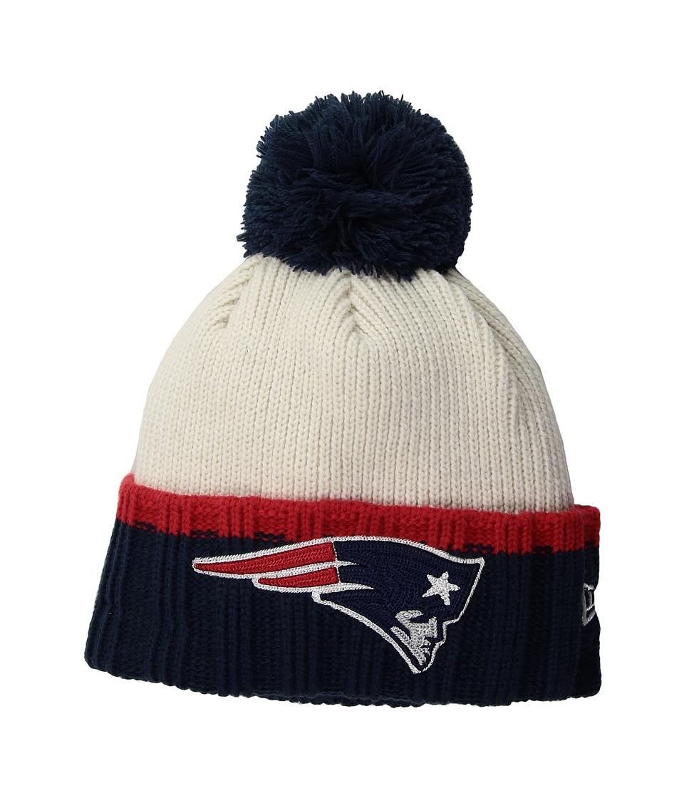 New Era - Prime Team Pom New England Patriots