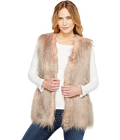 Via Spiga - Collarless Feather Vest
