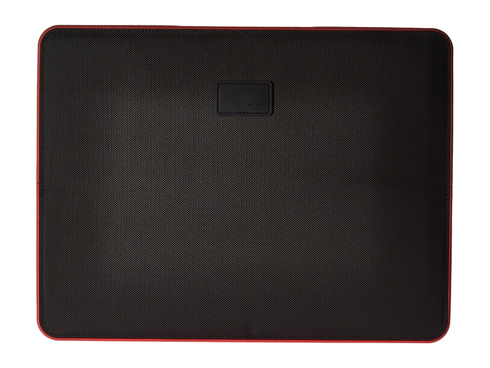 Tumi 13 Slim Solutions Laptop Cover (Black/Red) Computer Bags
