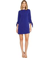 Tahari by ASL - Textured Tie Sleeve Shift Dress