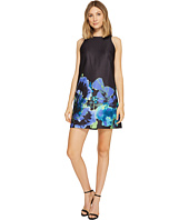 Tahari by ASL - Floral Print Trapeze Dress
