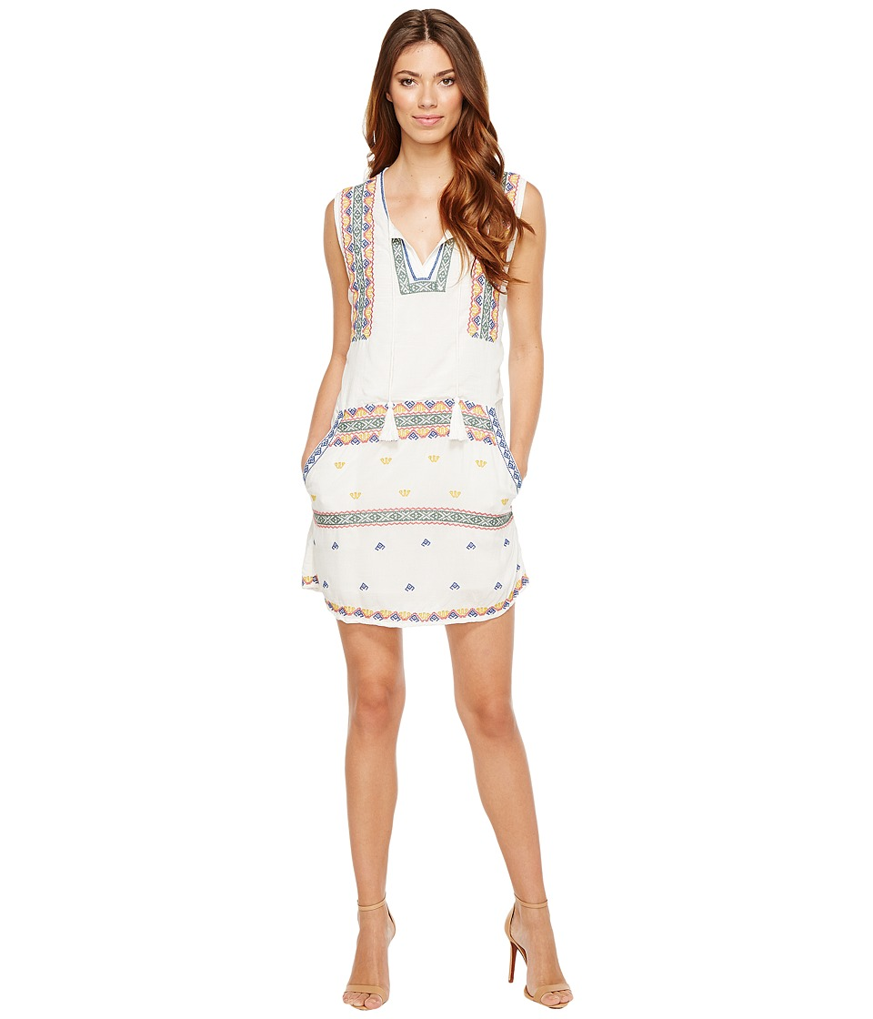 Tolani Merianne Sleeveless Tunic Dress (Festive) Women