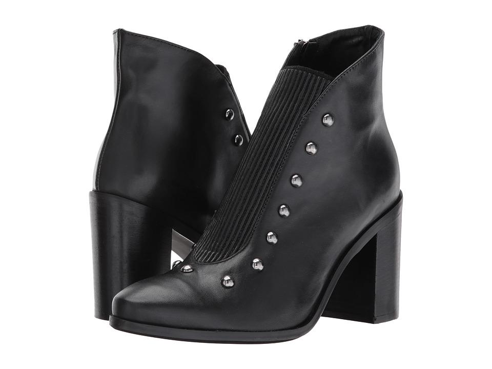 Cordani Beatrix (Black Leather) Women