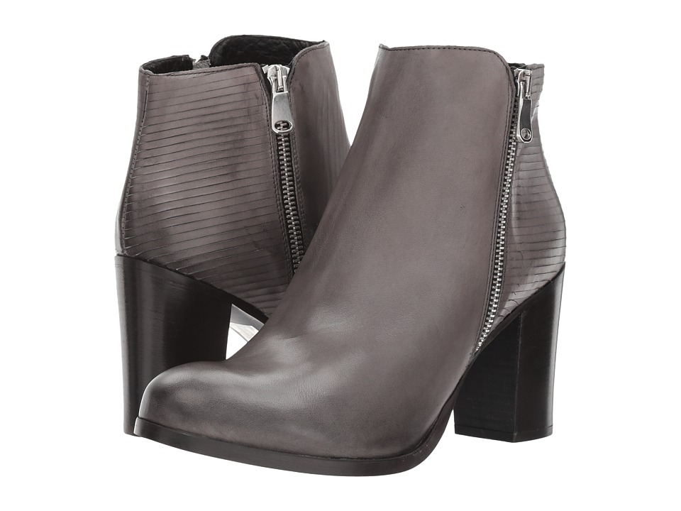 Cordani Bryson (Grey Leather) Women