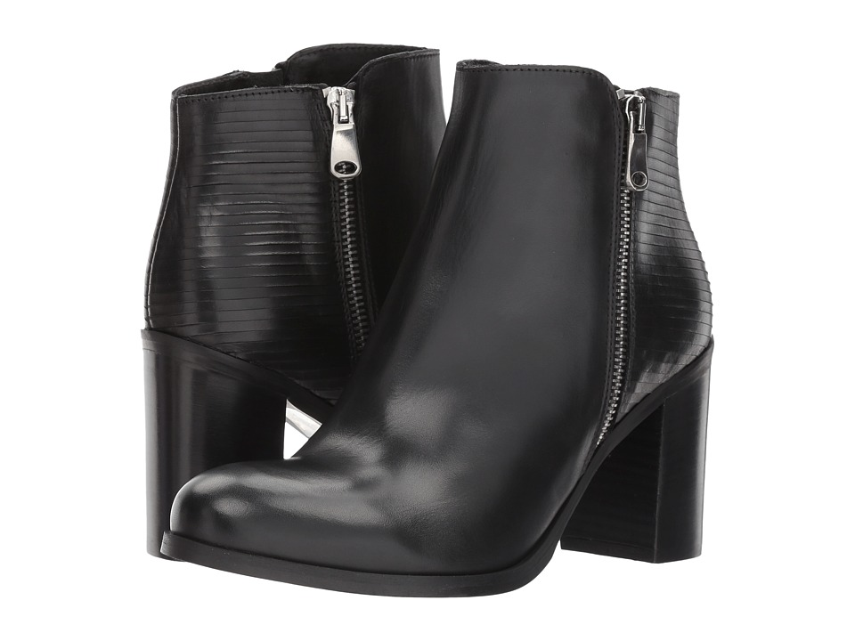 Cordani Bryson (Black Leather) Women