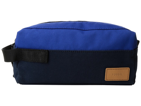 Fossil Defender Travel Kit - Blue
