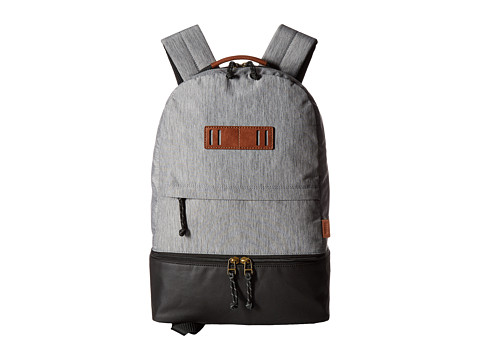 Fossil Summit Dome Backpack - Grey