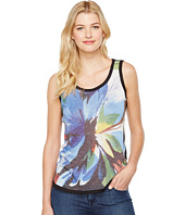Nally & Millie - Giant Floral Print Tank Top