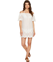 LAUREN Ralph Lauren - Off Shoulder Shift Dress Cover-Up