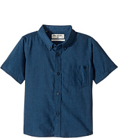 Billabong Kids - All Day Chambray Short Sleeve Shirt (Toddler/Little Kids)