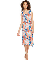 Nally & Millie - Floral Blast Printed Dress