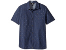 Volcom Kids - Interlude Short Sleeve Shirt (Big Kids)