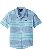 Volcom Kids - Meyers Short Sleeve Shirt (Toddler/Little Kids)