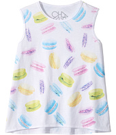 Chaser Kids - Macron Mania Tank Top (Toddler/Little Kids)