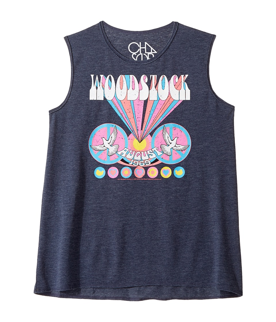 Chaser Kids - Woodstock August 1969 Tank Top