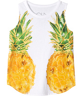 Chaser Kids - Reflected Pineapples Tank Top (Toddler/Little Kids)
