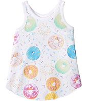 Chaser Kids - Donuts Tank Top (Toddler/Little Kids)