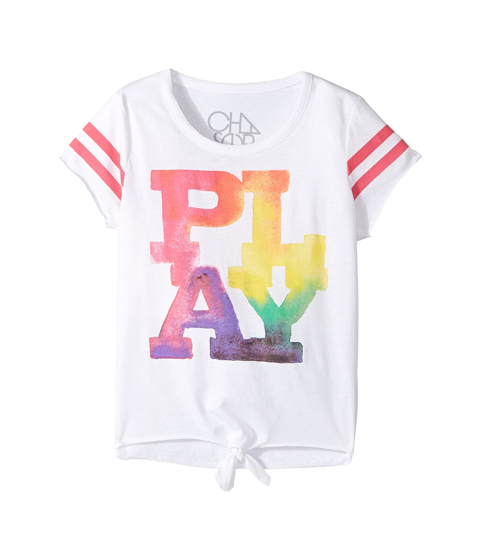 Chaser Kids - Watercolor Play Tee