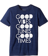 Chaser Kids - Good Vibes Tee (Little Kids/Big Kids)