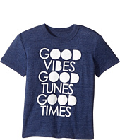 Chaser Kids - Good Vibes Tee (Toddler/Little Kids)