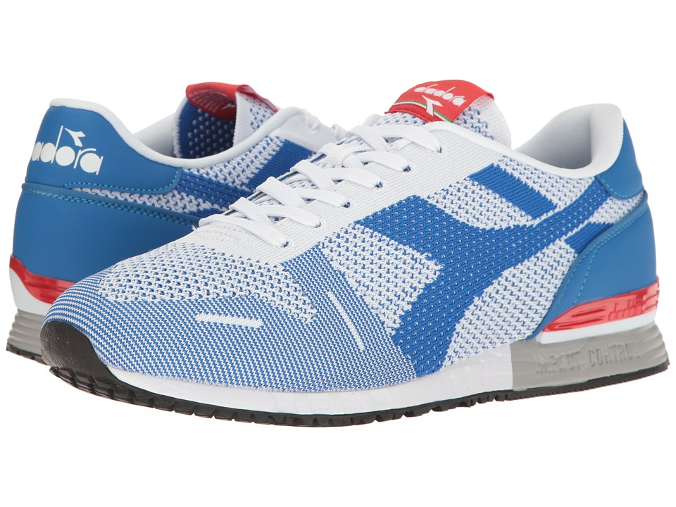 Diadora - Titan Weave (Blue Mediterranean) Athletic Shoes