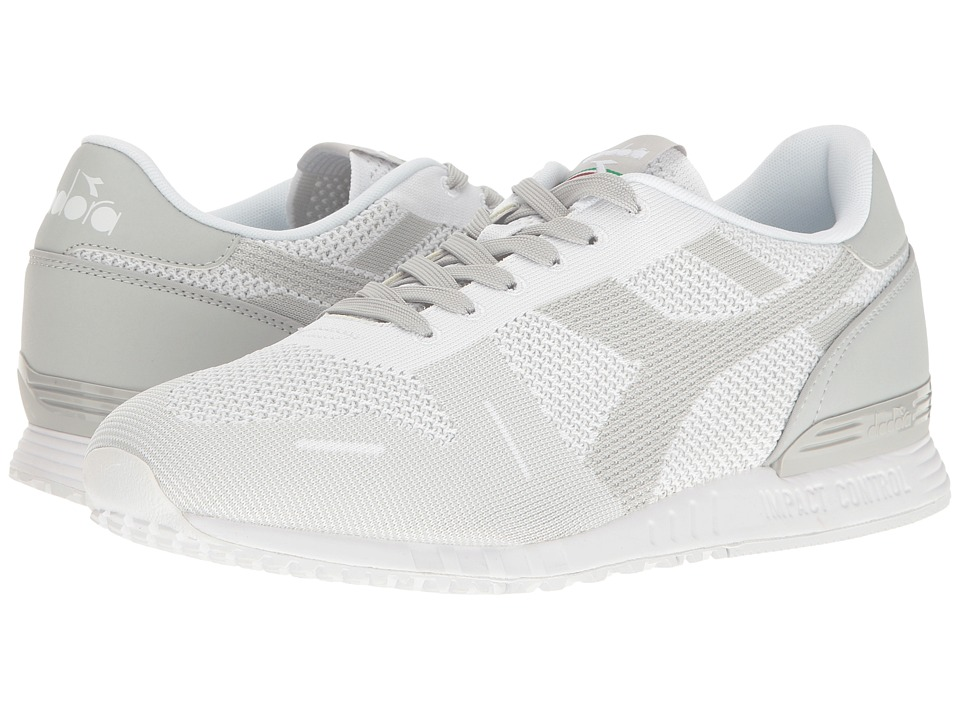 Diadora Titan Weave (Grey Rock) Athletic Shoes