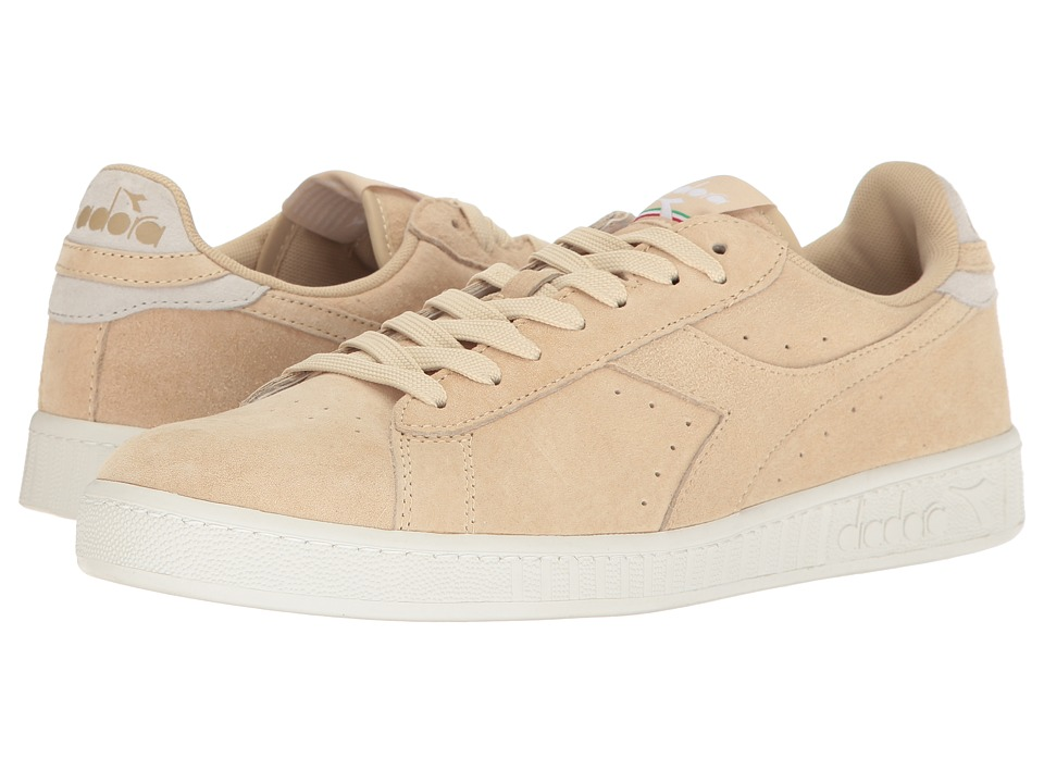 Diadora Game Low S (Beige Bleached) Athletic Shoes