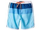 Toobydoo - Multi Blue Boardshorts (Infant/Toddler/Little Kids/Big Kids)