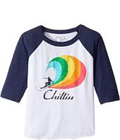 Chaser Kids - Chillin Raglan (Little Kids/Big Kids)