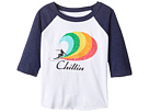 Chaser Kids - Chillin Raglan (Toddler/Little Kids)