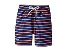 Toobydoo - Orange & Navy Swimsuit - Short (Infant/Toddler/Little Kids/Big Kids)