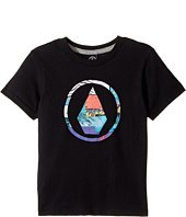 Volcom Kids - Magnetic Stone Short Sleeve Tee (Toddler/Little Kids)
