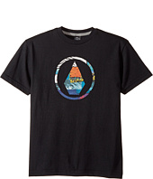 Volcom Kids - Magnetic Stone Short Sleeve Tee (Big Kids)