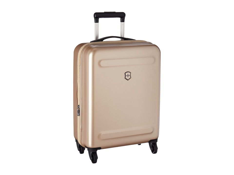 Victorinox Etherius Global Carry-On (Gold) Carry on Luggage