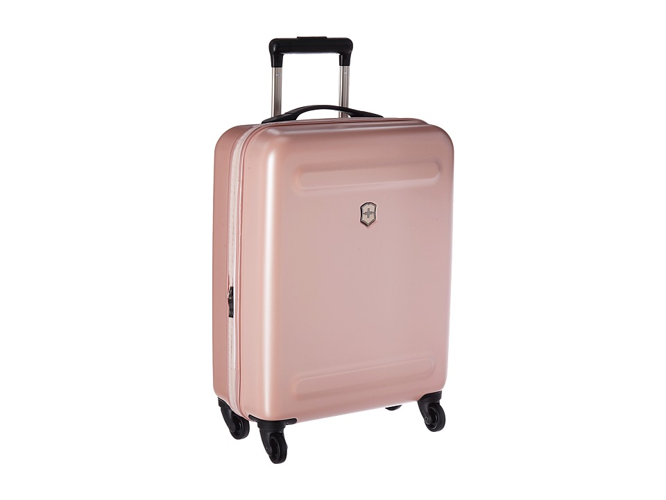 Victorinox Etherius Global Carry-On (Rose Gold) Carry on Luggage