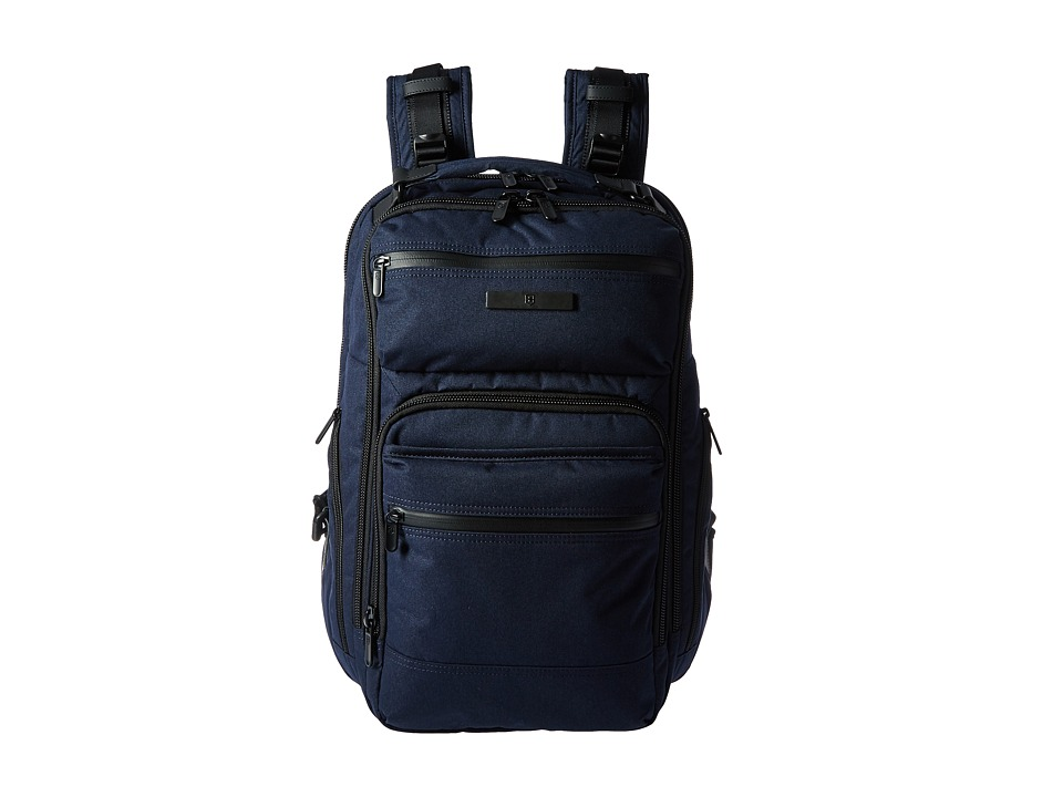 Victorinox - Architecture Urban Rath Laptop Backpack (Navy) Backpack Bags
