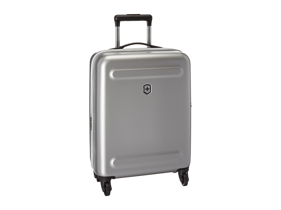 Victorinox Etherius Global Carry-On (Silver) Carry on Luggage