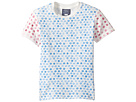 Toobydoo - Watercolor Dot Short Sleeve T-Shirt (Toddler/Little Kids/Big Kids)