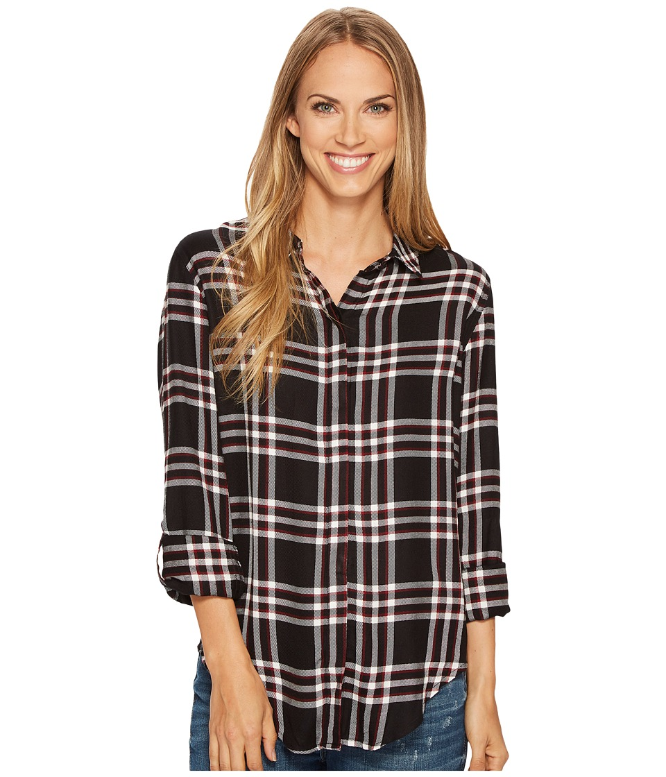 Tolani - Kris Plaid Top