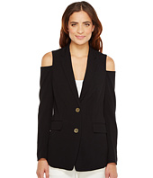 MICHAEL Michael Kors - Cold Shoulder Blazer