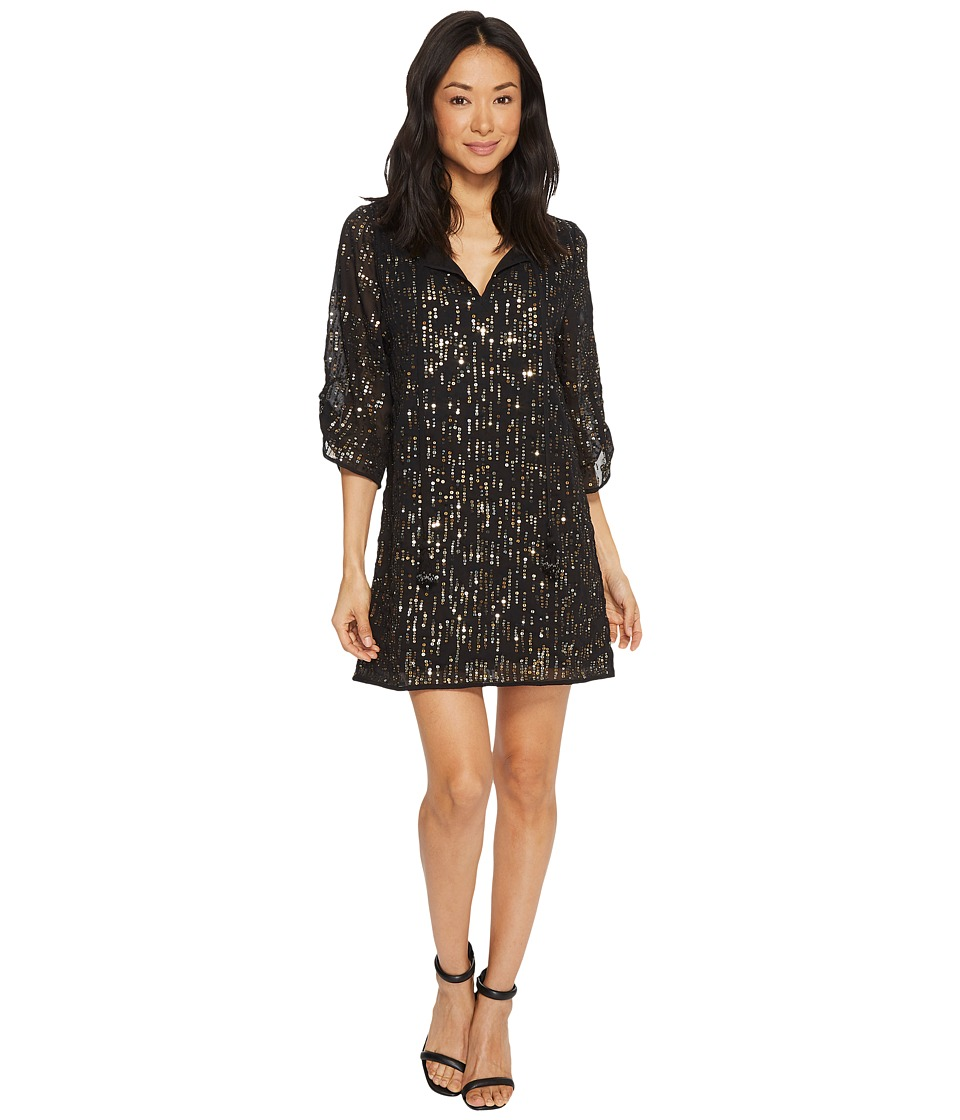 Tolani Sheena Dress (Black) Women